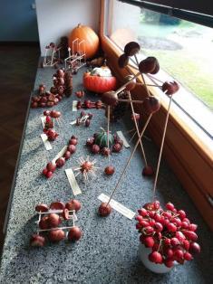 Podzim ve Školním klubu a III.družině