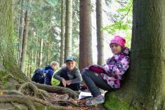 2.třída v přírodě