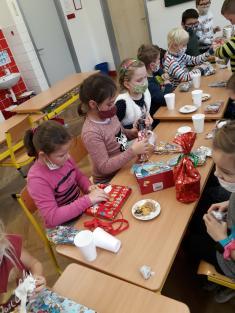 Vánoční besídka 2. třídy