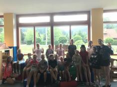 Letní prázdninové kempy II. turnus  - pondělí - 19.7.2021