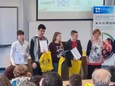Soutěž Hledáme nejlepšího Mladého chemika ČR