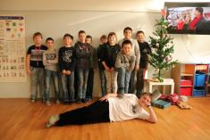 Vánoce ve školním klubu